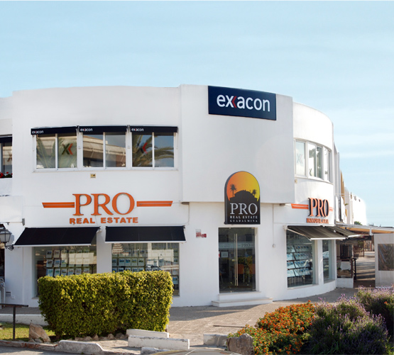 PRO Real Estate in Guadalmina, Marbella